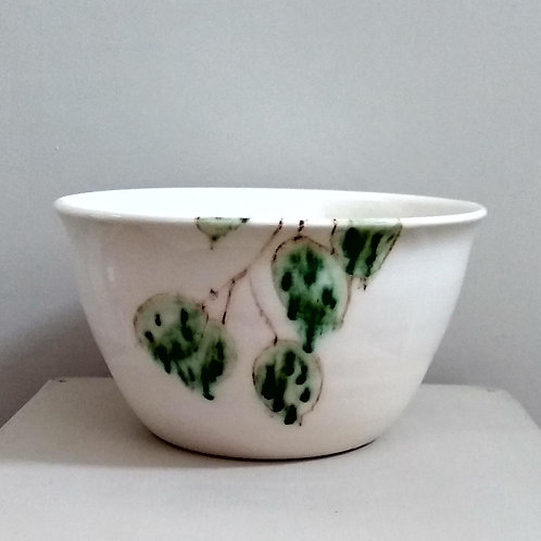 Honesty Seedhead Bowl