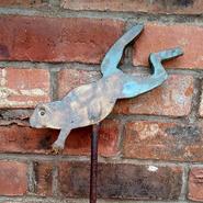 Garden Frog £55