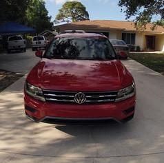 Clay Bar On VW