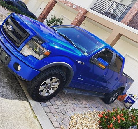 Ford F150 Full Detail