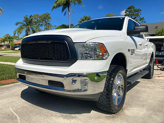 Dodge Ram Full Detail