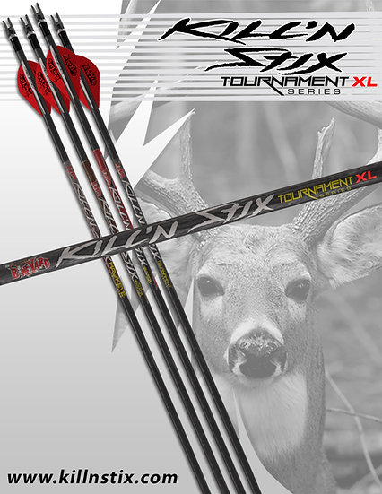 Kill'n Stix ™  Tournament XL Series (6 Pack)