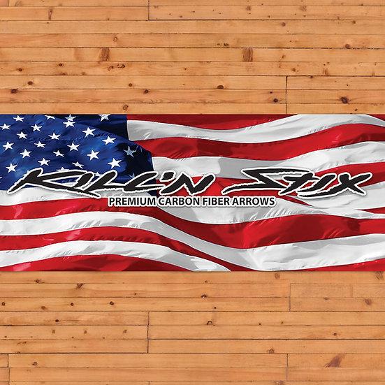Kill'nStix ™ Banner (USA)