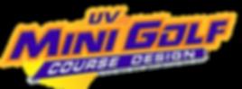 UV Mini Golf Course Design