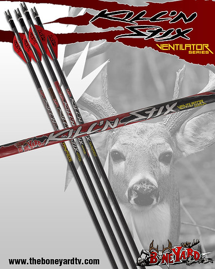 Kill'n Stix ™  Ventilator Series