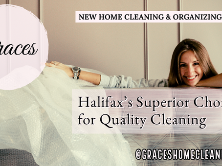 Cleaning For Health in Halifax, Nova Scotia.