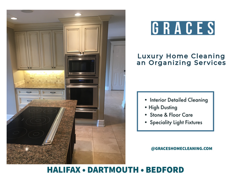 Rated One of the Best Three House Cleaning Services in Halifax, N.S.