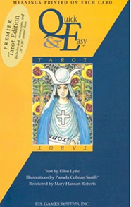 Cards: Quick & Easy Tarot (Premier Edition Tarot)