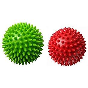 Therapist's Choice Pack of 2 Spiky Massage Balls