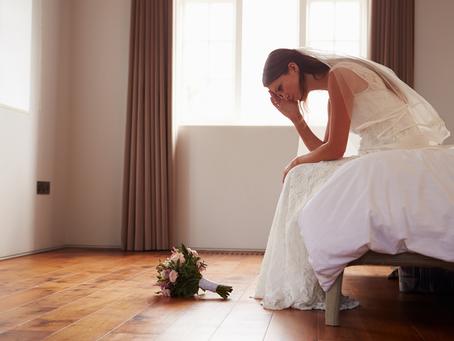 Coronavirus: Postpone your wedding to....When?