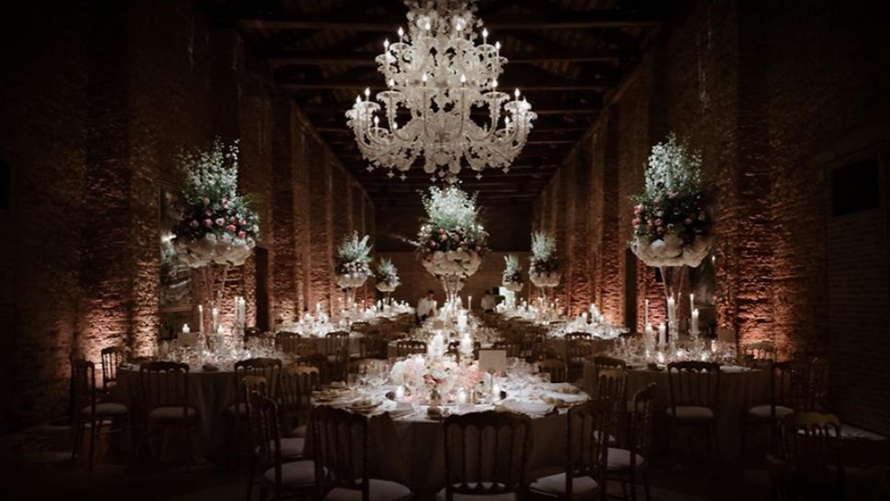 Event in Venice
