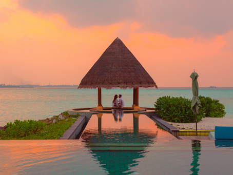 Where to go for your honeymoon if you want to go NOW!