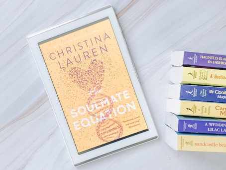 Reviewing The Soulmate Equation by Christina Lauren