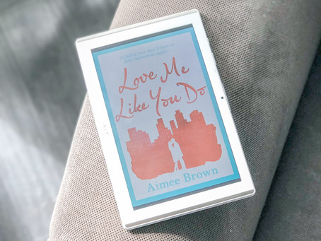 Chance Encounters with Aimee Brown's Love Me Like You Do