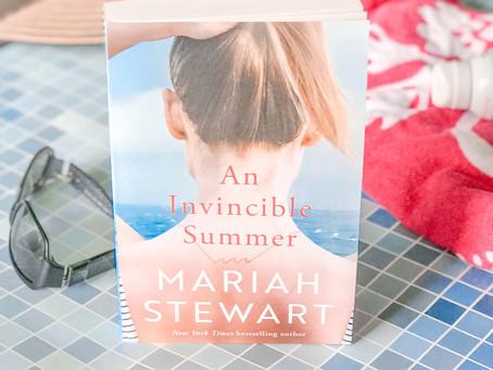 Reviewing An Invincible Summer by Mariah Stewart