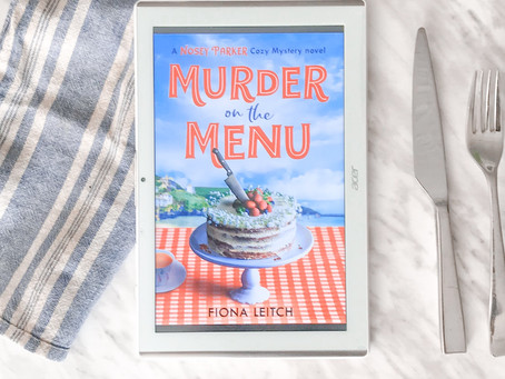 Reviewing Murder on the Menu