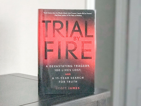 Reviewing Scott James' Trial by Fire