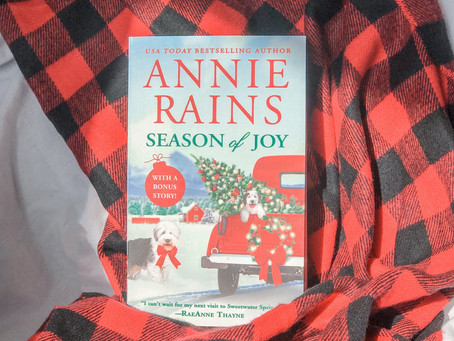 Ringing in the Season of Joy by Annie Rains