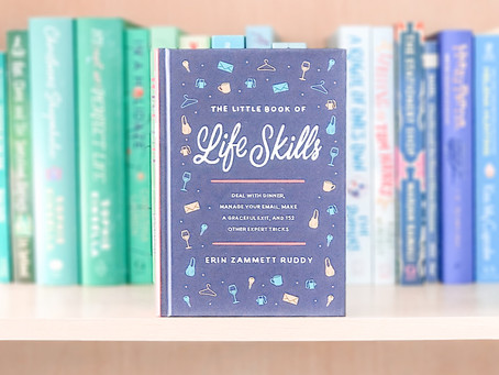 Navigating My Hot Messiness with The Little Book of Life Skills