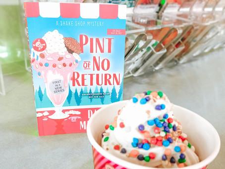 Reviewing Dana Mentink's Pint of No Return