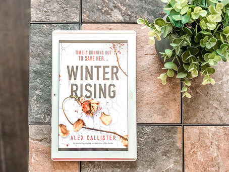 Blog Tour Book Review: Winter Rising by Alex Callister