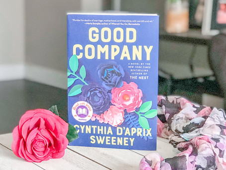 Reviewing Good Company by Cynthia D'Aprix Sweeney