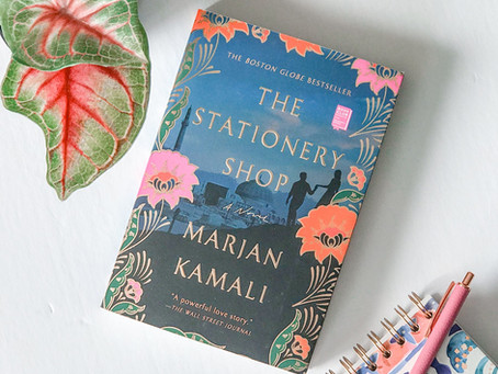 Best Book of 2020: The Stationery Shop by Marjan Kamali