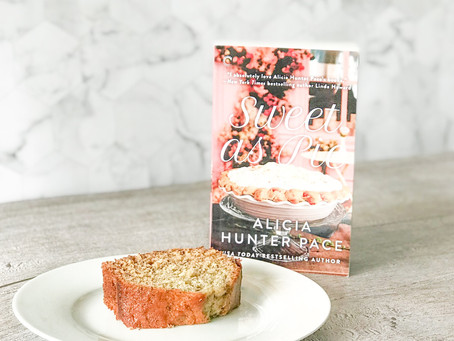 Book Feature: Sweet as Pie by Alicia Hunter Pace