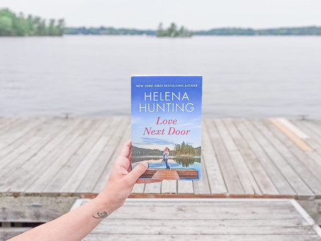 In Love with Love Next Door by Helena Hunting