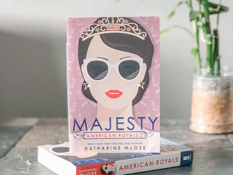 Majesty's Rule Over YA Fiction