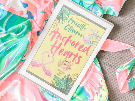 Flying to Key West with Anchored Hearts