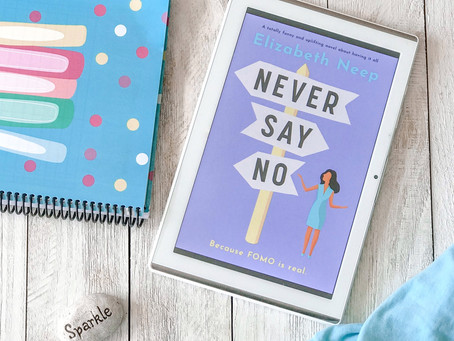Reviewing Elizabeth Neep's Never Say No