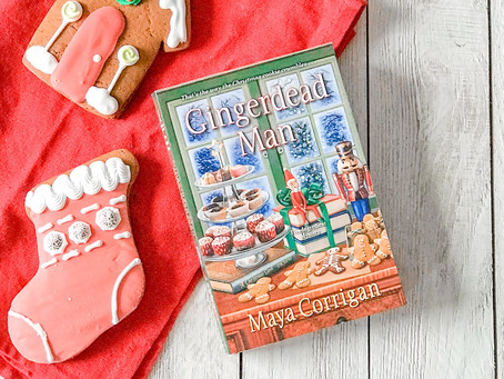 Enjoyably Devouring Maya Corrigan's Gingerdead Man