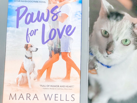 Book Spotlight: Paws for Love by Mara Wells