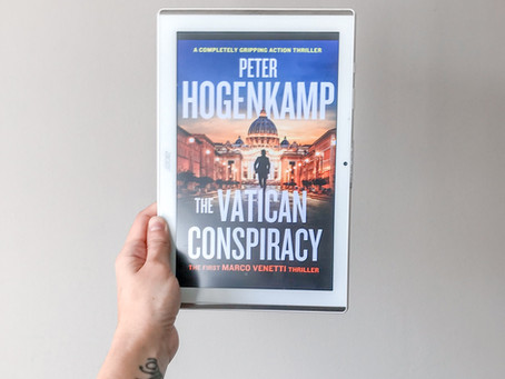 Experiencing an Action Movie with The Vatican Conspiracies by Peter Hogenkamp