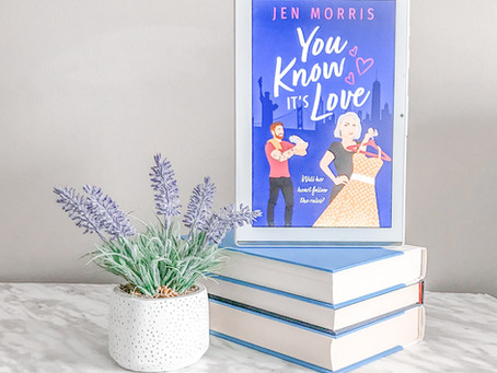 Reviewing You Know it's Love by Jen Morris