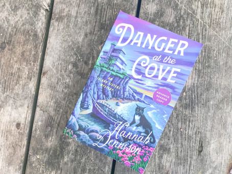 Danger at the Cover by Hannah Dennison