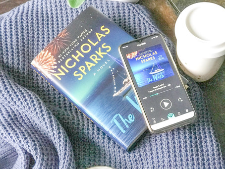 Reviewing Nicholas Sparks' Latest, The Wish