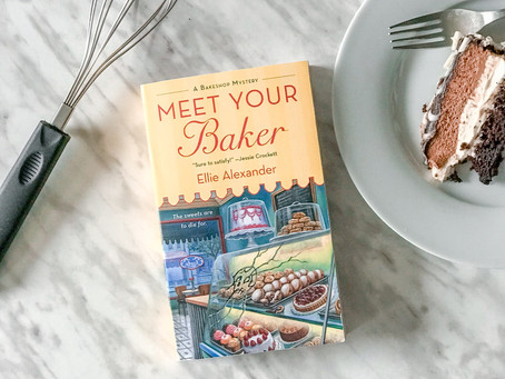 Whipping Up with Ellie Alexander's Meet Your Baker