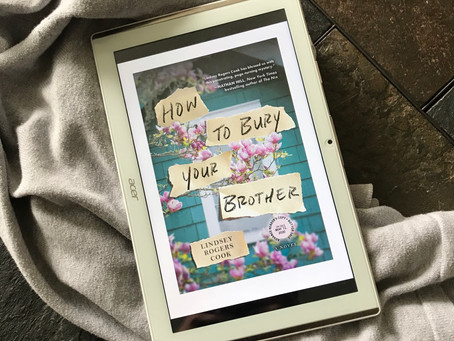 A Tamsterdam Reads Book Review: How to Bury Your Brother by Lindsey Rogers Cook