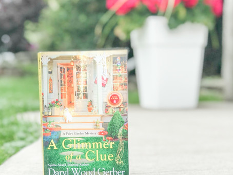 Sleuthing with a Fairy in Gerber's A Glimmer of a Clue