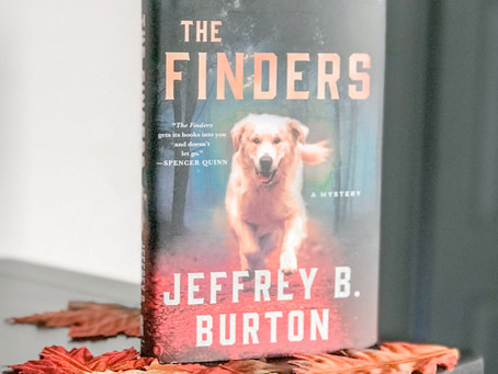 Reviewing & loving The Finders by Jeffrey B. Burton