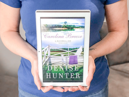 Book Review: Being Swept Away in Denise Hunter's Carolina Breeze