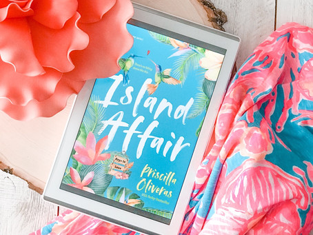 Reviewing Island Affair by Priscilla Oliveras