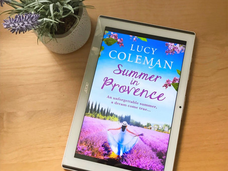 A Tamsterdam Reads Book Review: Summer in Provence by Lucy Coleman