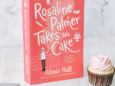 Reviewing Rosaline Palmer Takes the Cake