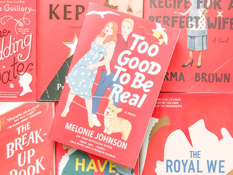 In Love with Melonie Johnson's Too Good to be Real