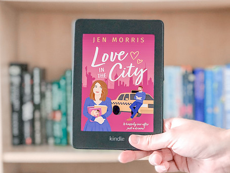 Indie Love for Jen Morris' Love in the City