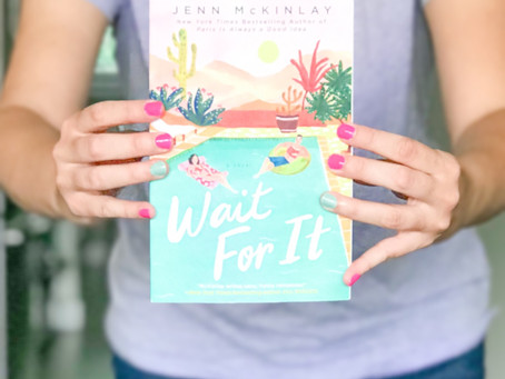 The Wait is Finally Over with Jenn McKinlay's Wait for It
