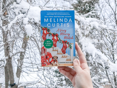 Pairing Up with Melinda Curtis' A Very Merry Match